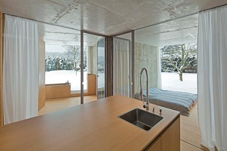 Chameleon House by Petr Hajek Architekti