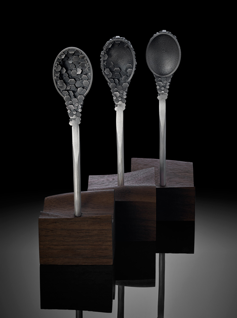 3D-Printed Spoons by Hamish Dobbie — One Year On