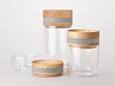 Obtineo Storage Jars