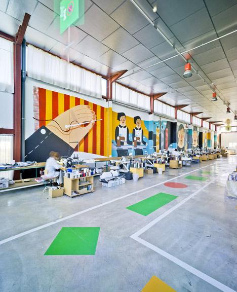 Sancal production facility