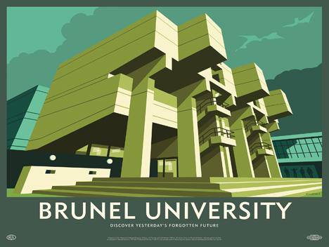 Brunel square