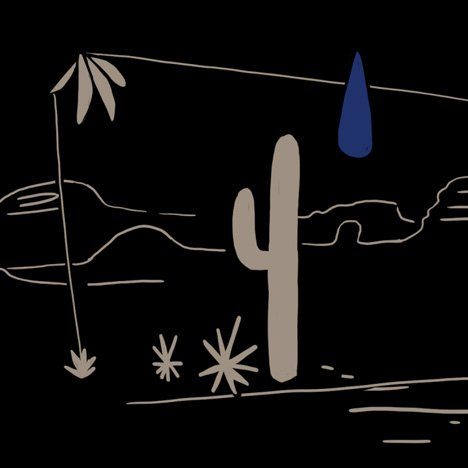 "Daniela Sherer animates ""twist on a Western"" for Tom Rosenthal music video"