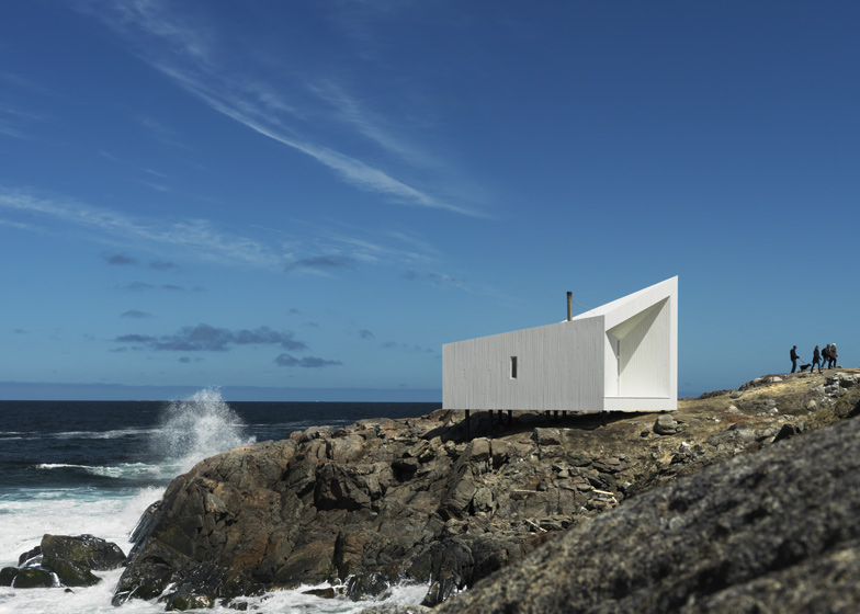 Fogo Island Squish Studio by Saunders Architecture
