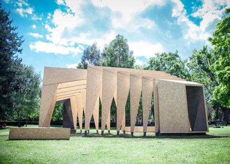 Dream Pavilion by IPT Architects