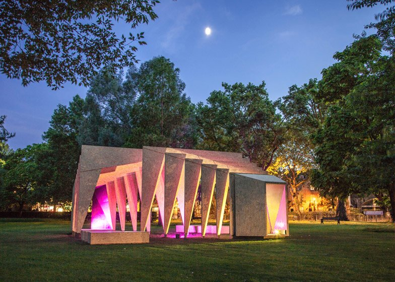 Dream Pavilion by IPT Architects