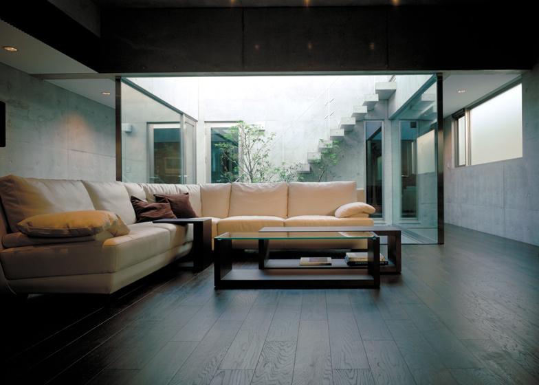 Folded facade house by Apollo Architects  Associates - harry - 哈梨见竹视雾所