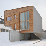 House in Slovenia by 3biro Arhitekti appears to barely touch the ground