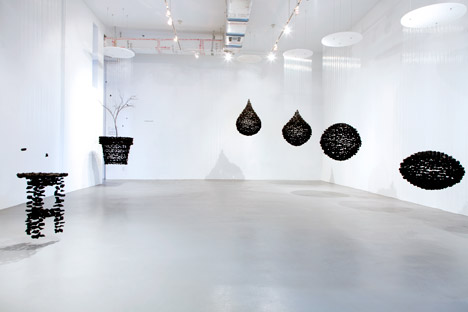 Fiction of the Fabricated Image by Seon Ghi Bahk