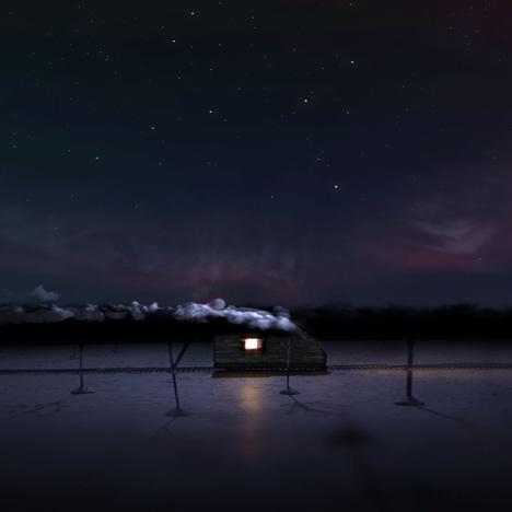 Flight Brigade Sirens animated music Video by Simon Roberts