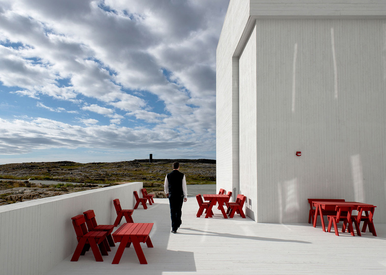 Fogo Island furniture by Ineke Hans