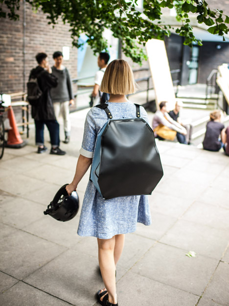 Fugu Bag by Peng You