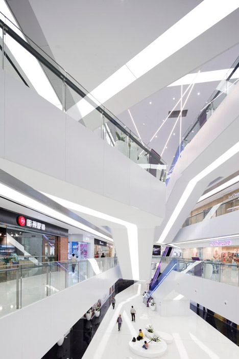 Fuzhou Mall by Spark