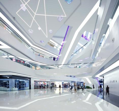 Fuzhou Mall by Spark