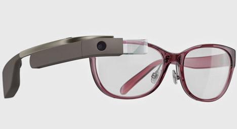 de1a09e693886 Diane von Furstenberg turns Google Glass into fashion accessory