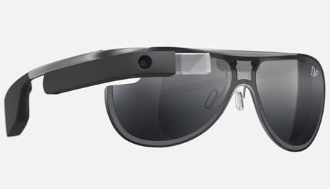 Google Glass collection by Diane Von Furstenberg