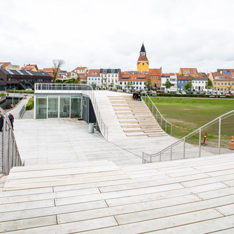 Harbour Bath in Faaborg by JDS Architects and Urban Agency