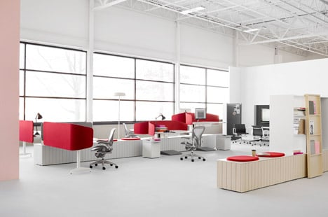Herman Miller Office Furniture