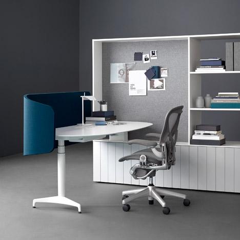 Epic Herman Miller office furniture