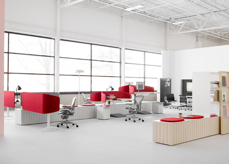 Elegant ... Herman Miller Office Furniture