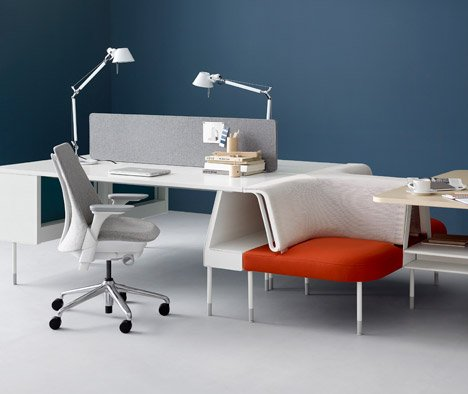 Attractive Herman Miller Office Furniture