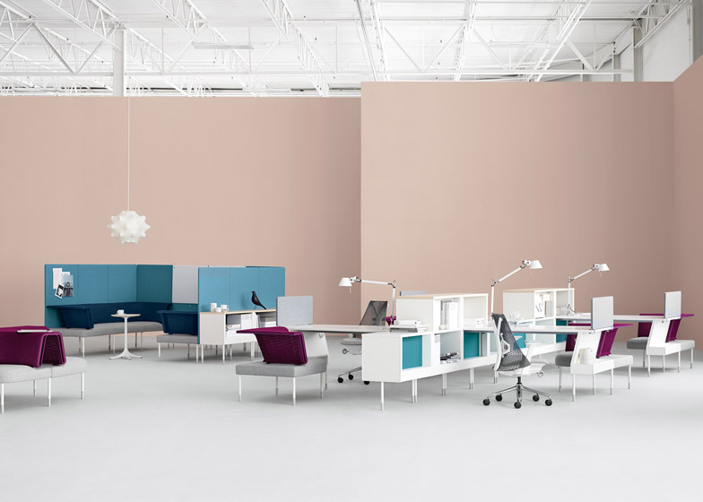 ... Herman Miller Office Furniture