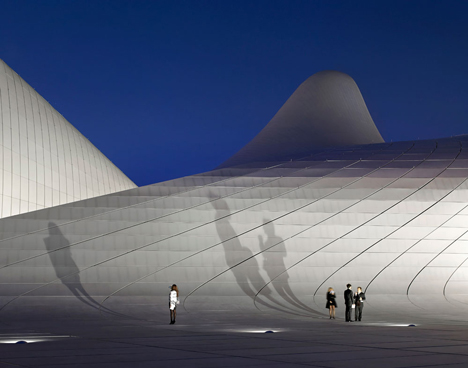 Heydar Aliyev Center by Zaha Hadid