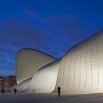 Zaha Hadid's Heydar Aliyev Center wins Design of the Year 2014