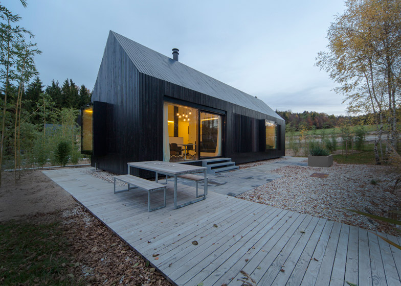 Hoftgut by Format Elf Architekten