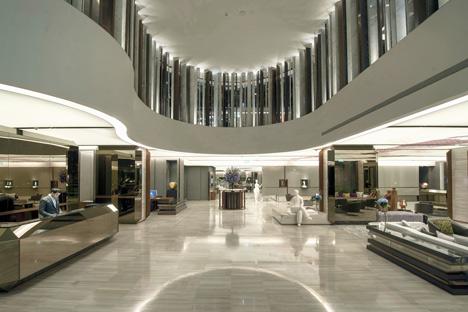 Hilton Sukhumvit Bangkok, Thailand, PIA Interior Company Limited