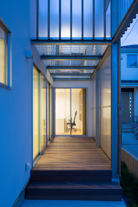 House K by Yuji Kimura Design