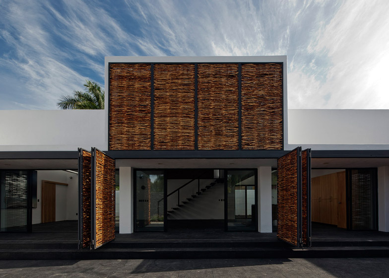 7 Of 12 House By ATELIER ARS In Mexico