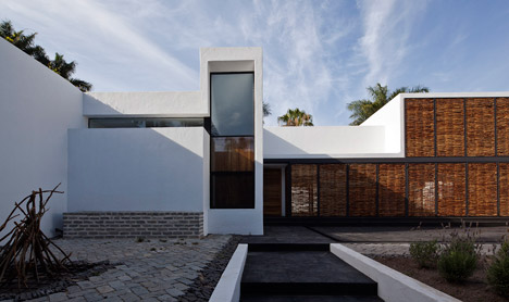House by ATELIER ARS° in Mexico