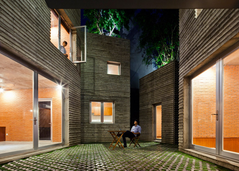 House for Trees by Vo Trong Nghia Architects