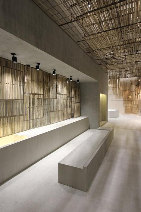 Isabel Marant store Bangkok by Cigue