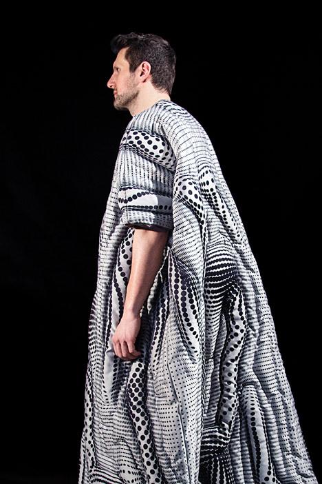 Jammer Coat by Coop Himmelblau