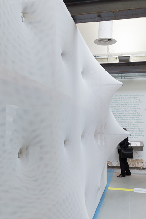 Kinetic Wall by Barkow Leibinger