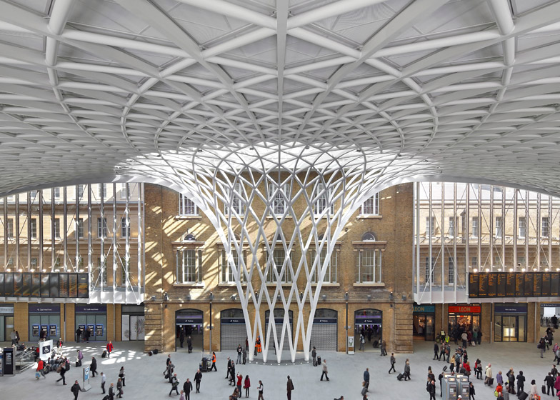 Kings Cross Station Redevelopment by John McAslan and Partners