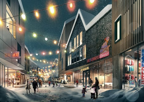 Kiruna 4 Ever by White Arkitekter