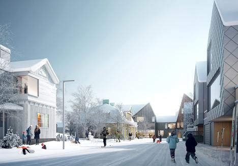 Kiruna 4 Ever by White Arkitekter