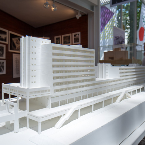 Korea Pavilion at the Venice Architecture Biennale 2014 photographed by Luke Hayes