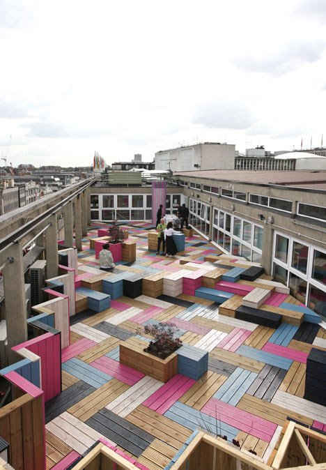 LCF Rooftop by Studio Weave_dezeen_3