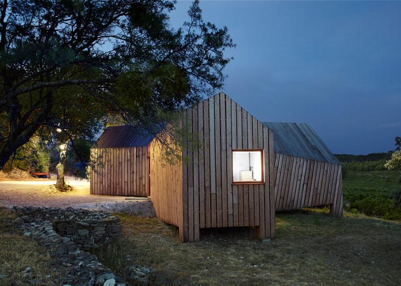 La Cabotte by h2o Architectes