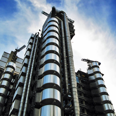 Lloyds of London by Richard Rogers
