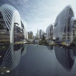 """MAD wants to """"invent a new typology"""" for high-rise architecture, says Ma Yansong"""