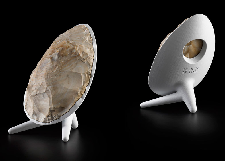 Man-made collection by Dov Ganchrow and Ami Drach