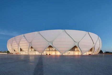 Manaus Stadium by GMP