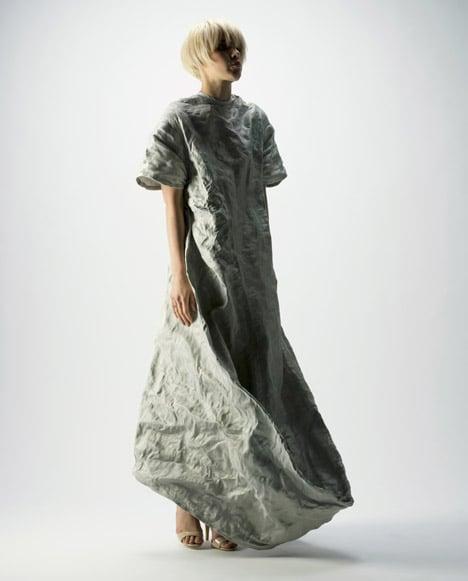Maria Cunliffe graduate fashion collection