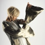 Marie Cunliffe sculpts metal fabrics for graduate fashion collection