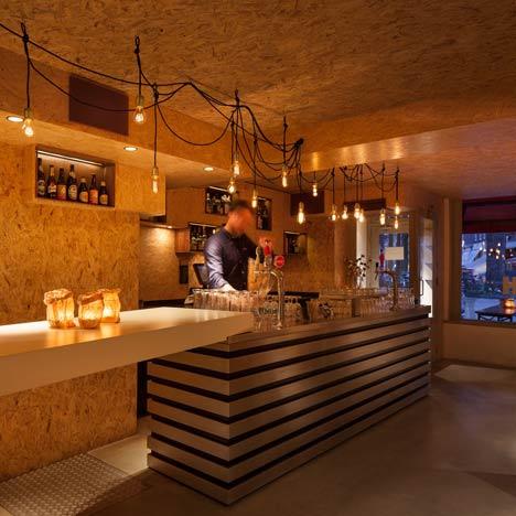 Mash bar Amsterdam by ninetynine