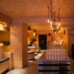 Ninetynine creates chipboard interior for Amsterdam's Mash bar